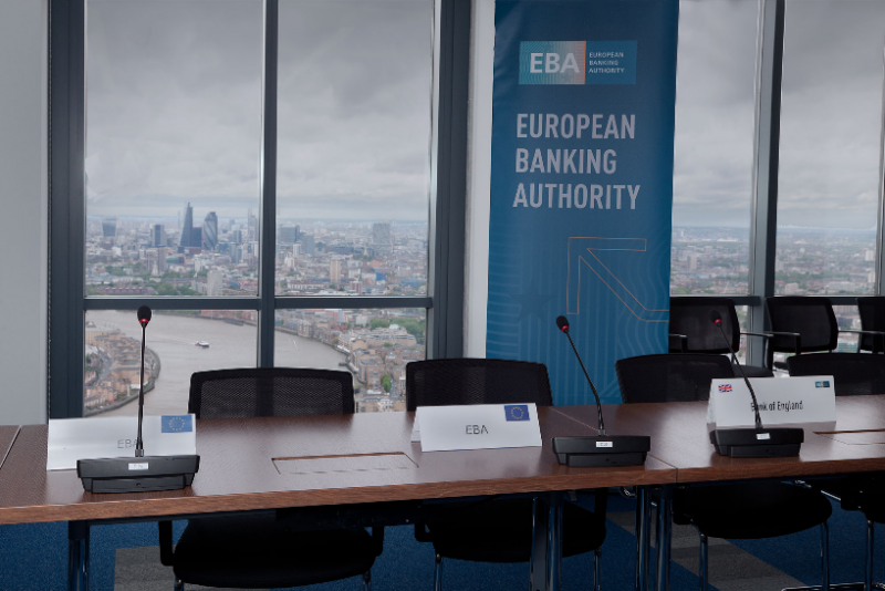 Bureau van de European Banking Authority